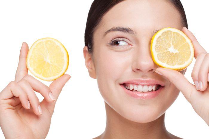 Maschera viso limone miele e yogurt