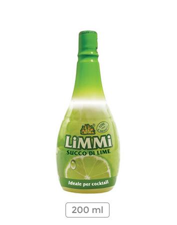 Limmi succo di lime - 200 ml