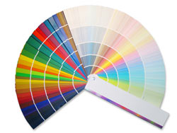 Chromotherapy and interior design