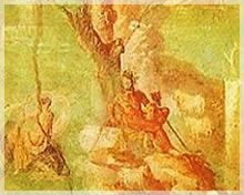 I pomi d'oro delle Esperidi
