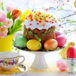 Kulič – Russian Easter Bread