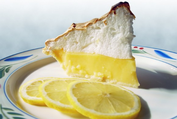 Old fashioned lemon meringue pie (from Million Dollar baby movie)