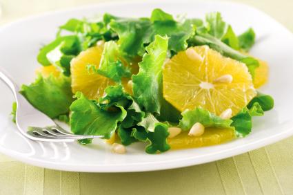 Insalata di limoni alla siciliana