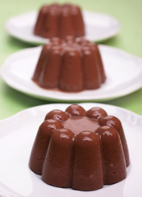 Chocolate Lemon Pudding