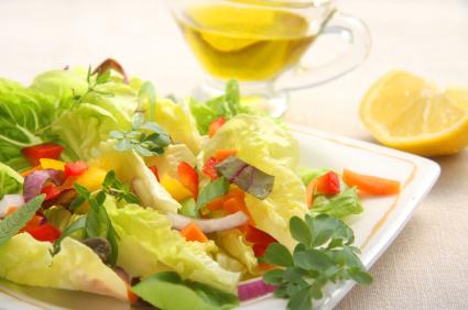 Diuretic and Depurative Salads