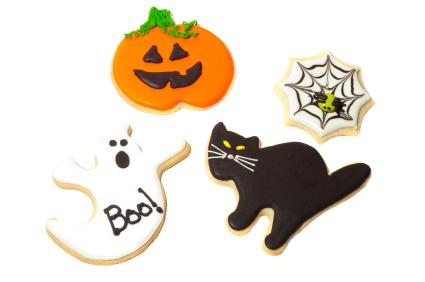 Ghosts Cookies