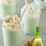 Frullato vaniglia e lime