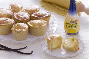"""Ricotta and Lemon Cream """"Pasticciotti"""""""