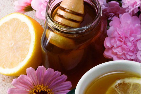 Hot Water and Lemon Juice