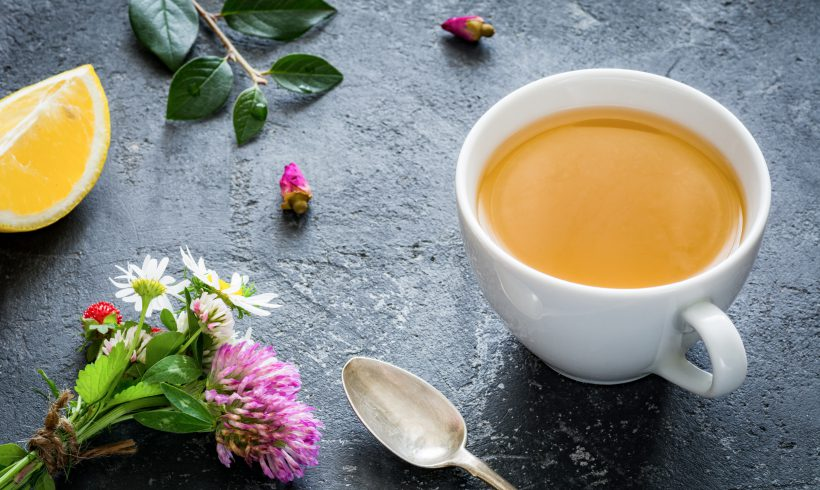 5 Infusions to Combat the Onset of Cold Winter Days