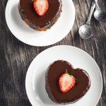 Torta dell'amore cioccolato e limone