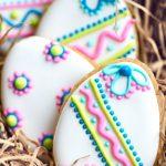 Uova-biscotti di Pasqua al limone