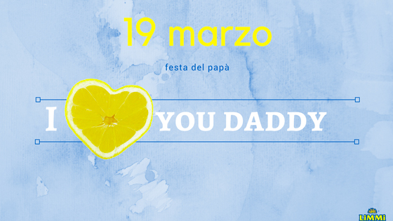 Biglietto di auguri per la festa del papà