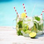 Mocktail limone e lime