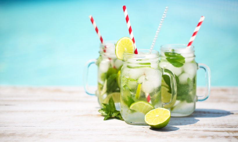 Lemon & Lime Mocktail