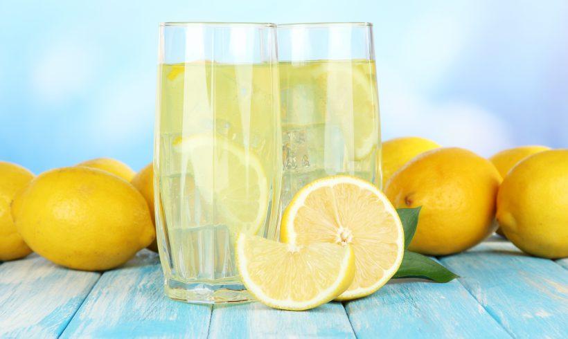 Lemonade in 3 steps