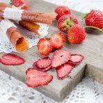 Fruit leather: la pelle di frutta
