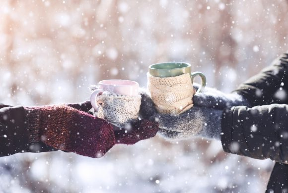Skiwasser, the skiers' drink