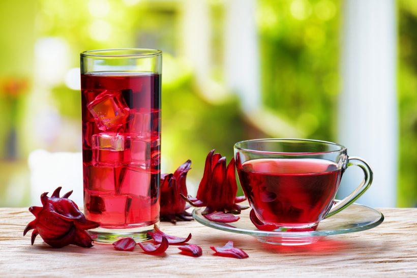 Hibiscus Tea: Karkadè